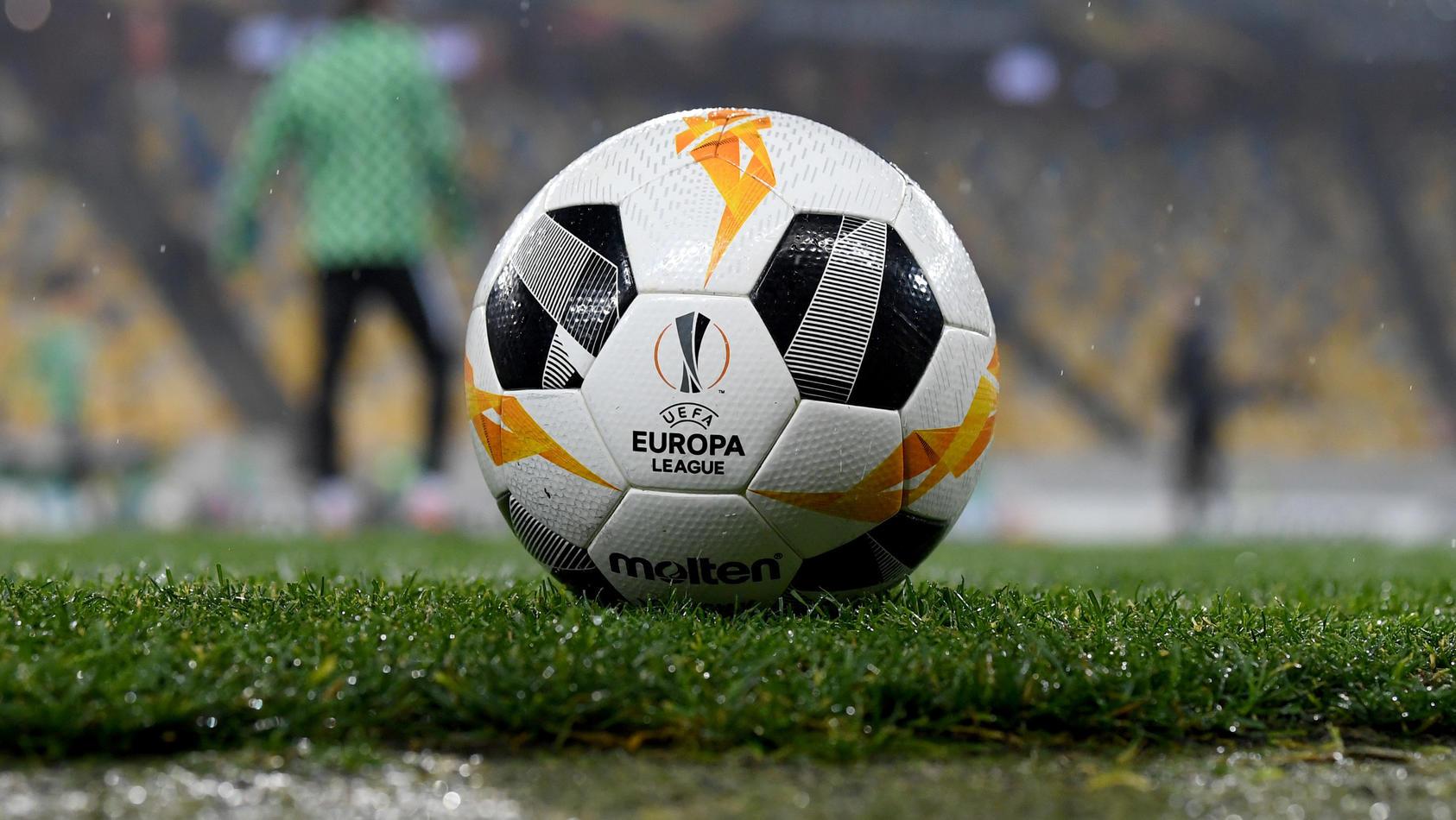 Auch zwei Achtelfinal-Spiele der Europa League finden in Deutschland statt.