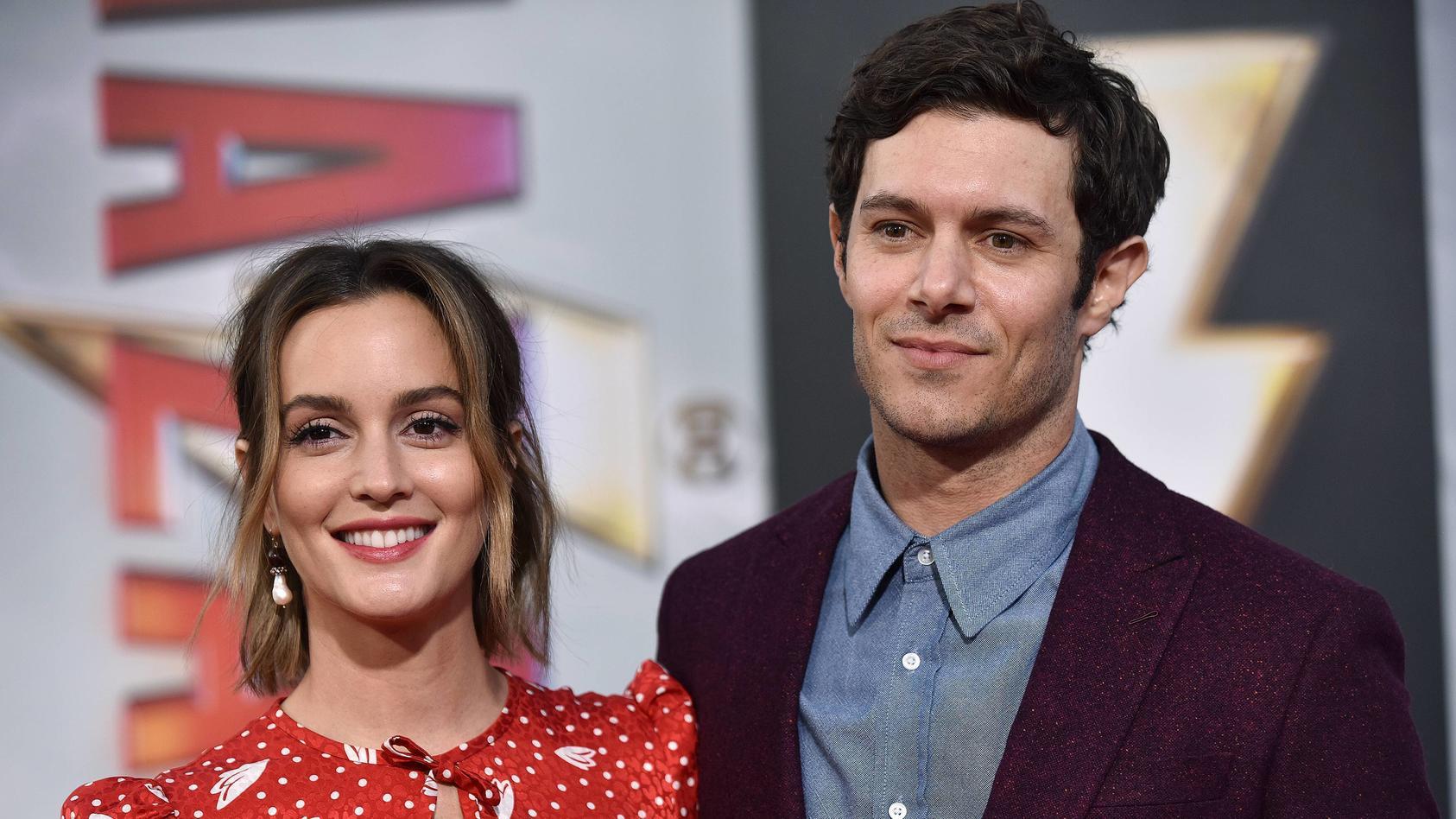 Leighton Meester und Adam Brody erwarten ihr zweites Kind zusammen.