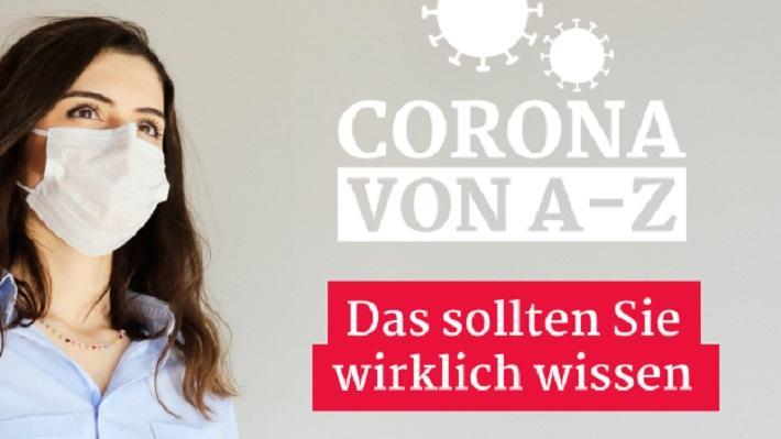 Corona-Wissen von A bis Z