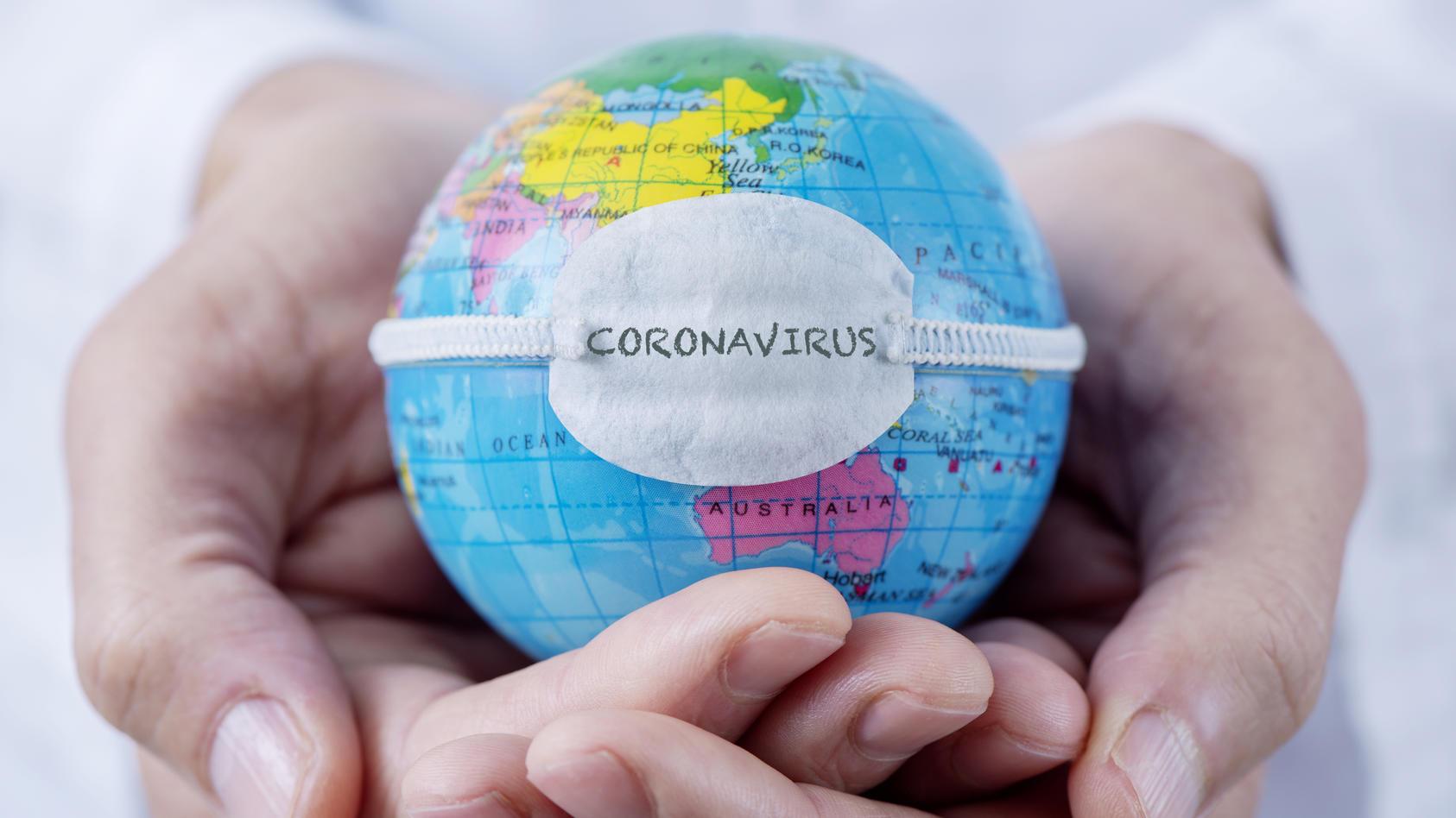 Die Verbreitung des Coronavirus scheint sich derzeit weltweit zu verlangsamen - erste Anzeichen für eine Trendwende?