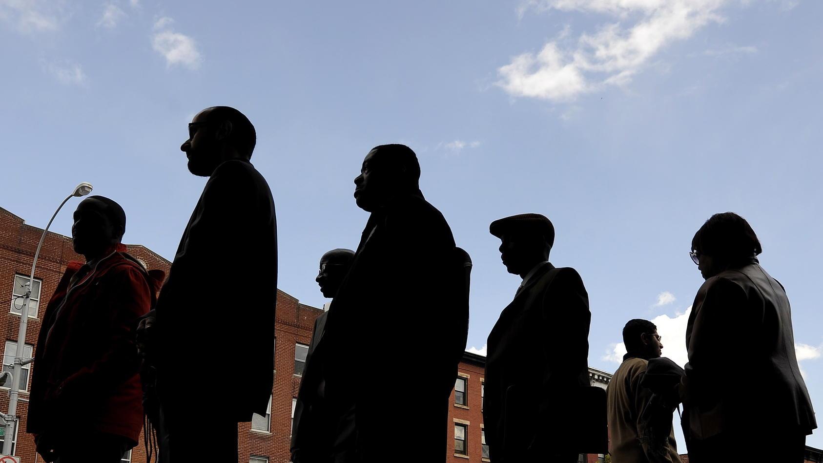 6,6 Millionen neue Arbeitslose gibt es in den USA.