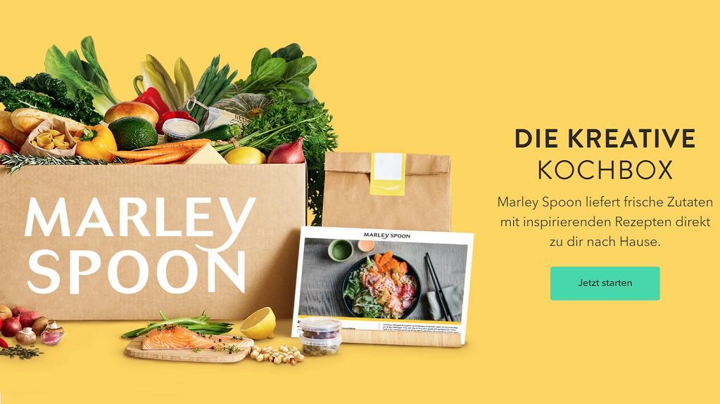 Kochboxen im Check: Marley Spoon