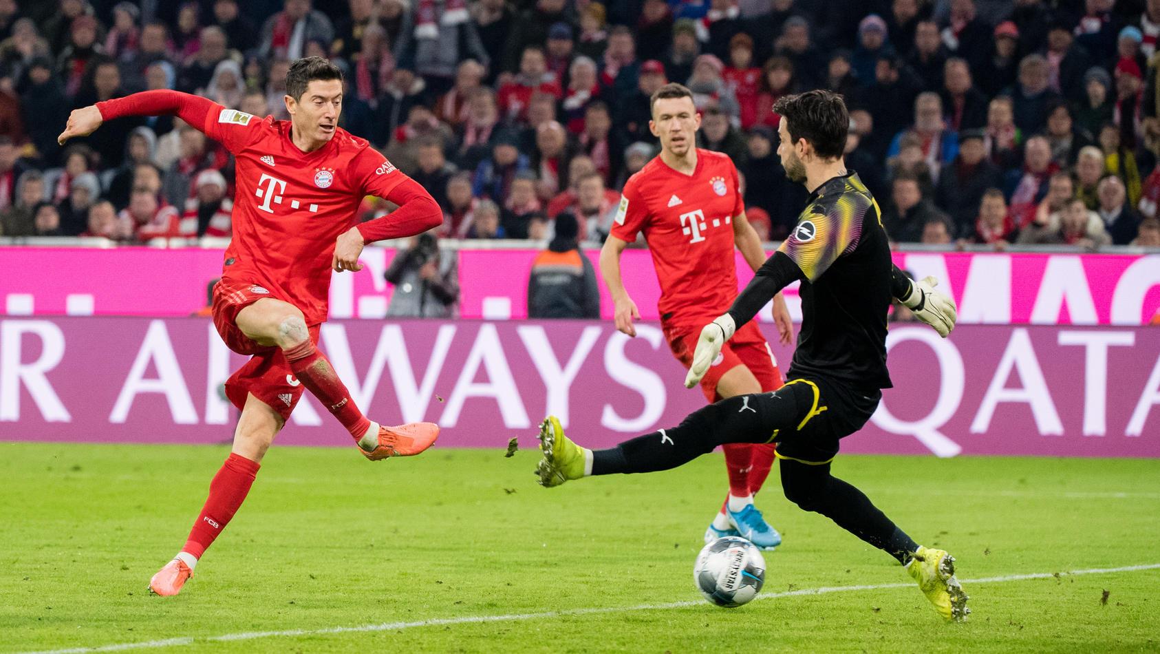 Bayern München - Robert Lewandowski