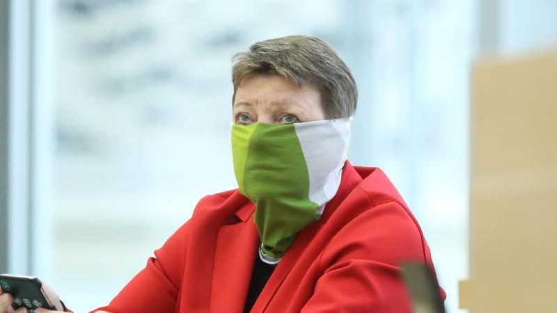 Claudia Dalbert (Bündnis 90/Die Grünen), Sachsen-Anhalts Umweltministerin. Foto: Ronny Hartmann/dpa/Archivbild