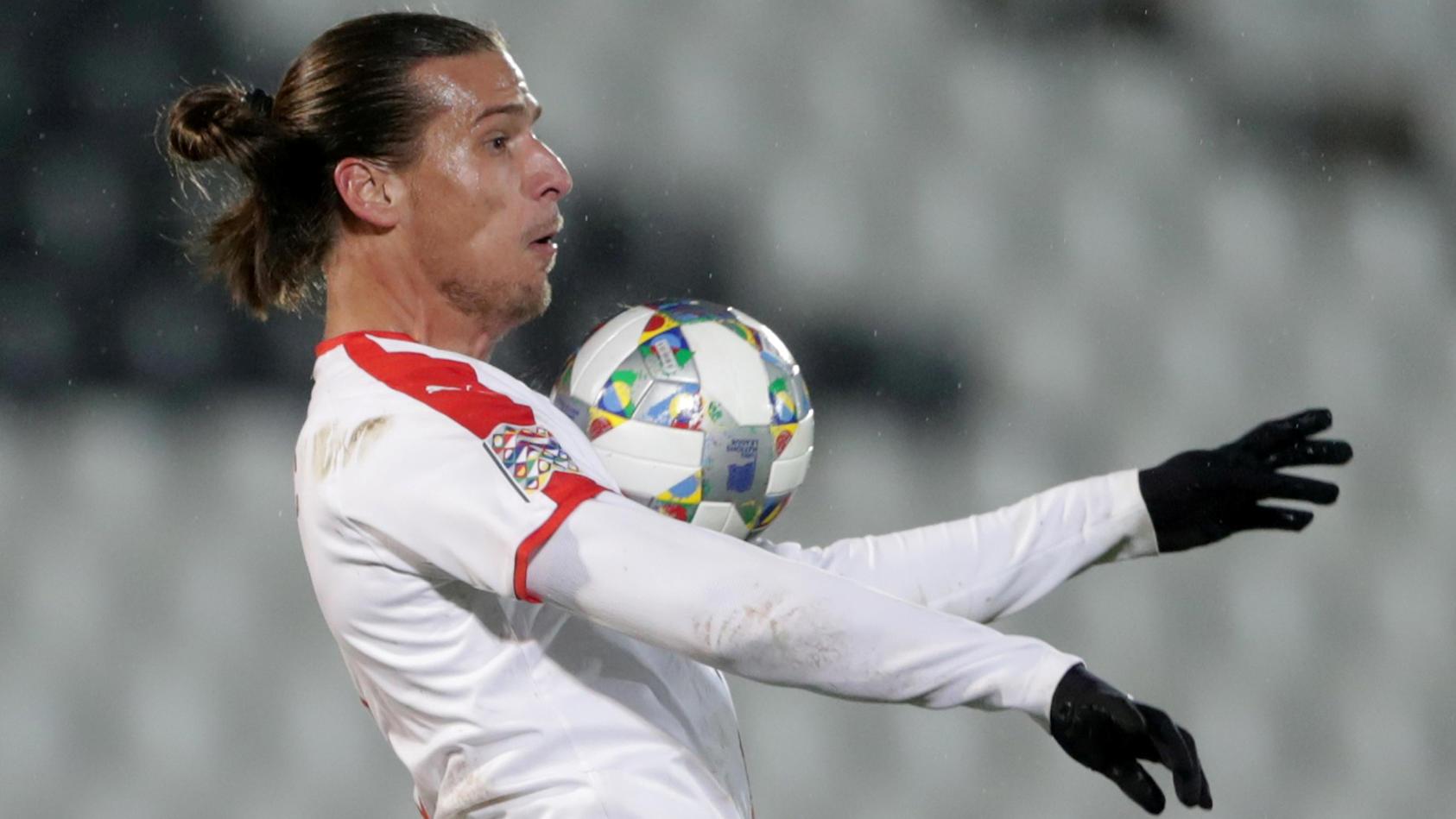 FILE PHOTO: UEFA Nations League - League C - Group 4 - Serbia v Lithuania