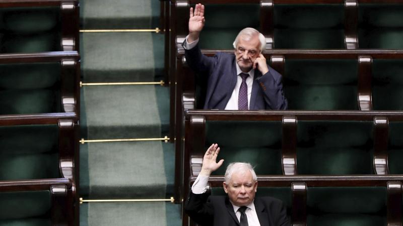 Die Präsidentenwahl wird per Briefwahl abgehalten. Foto: Czarek Sokolowski/AP/dpa