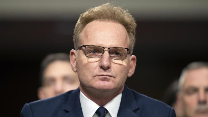 US-Marineminister Thomas Modly tritt zurück. Foto: Alex Brandon/AP/dpa