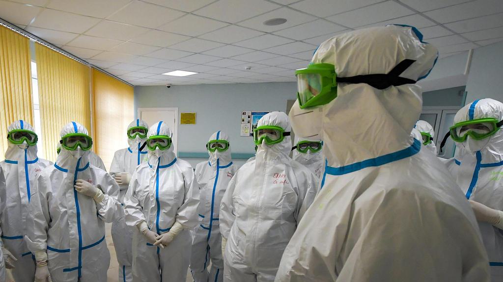 Coronavirus in Russland