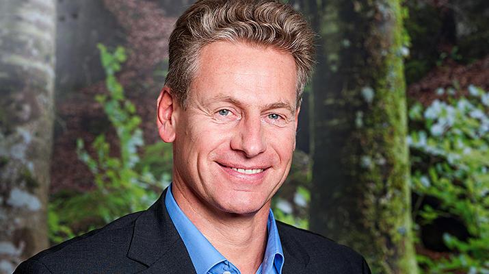 Eberhard Brandes, Geschäftsführender Vorstand des WFF Deutschland