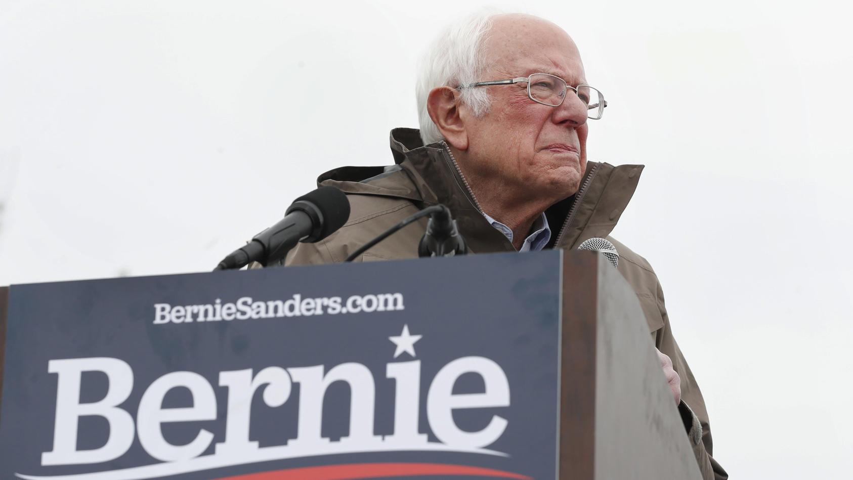Sanders steigt aus US-Präsidentschaftsrennen aus