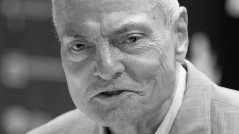 Schauspieler Dieter Laser ist bereits im Februar verstorben.