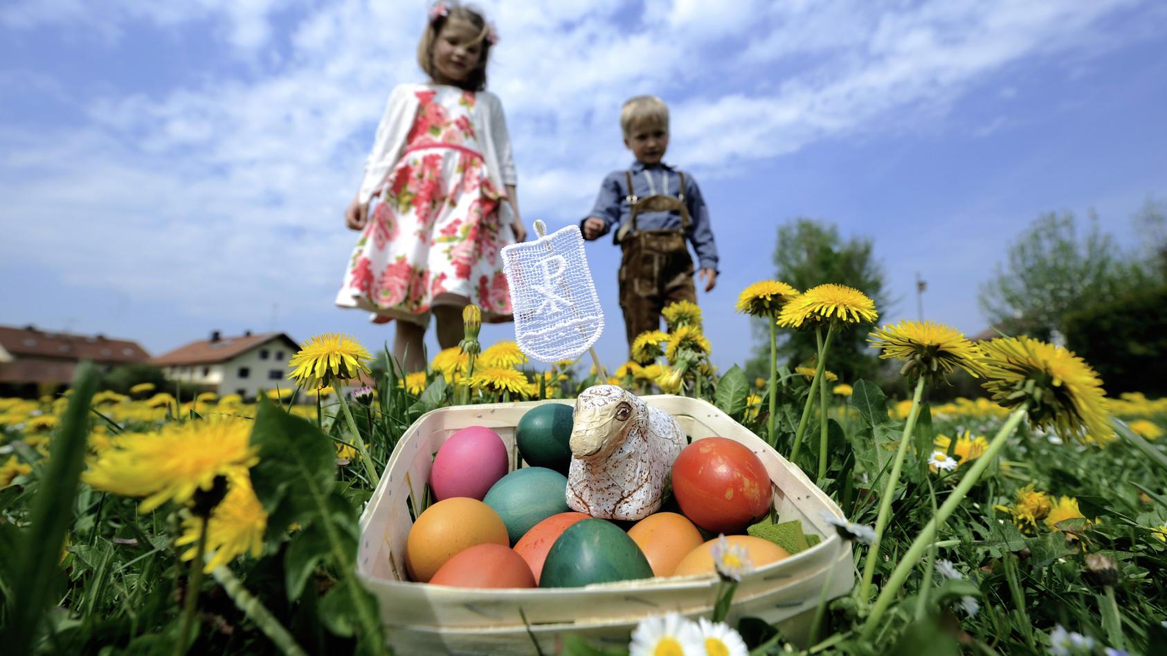 Ostern in Corona-Zeiten: Was ist erlaubt?