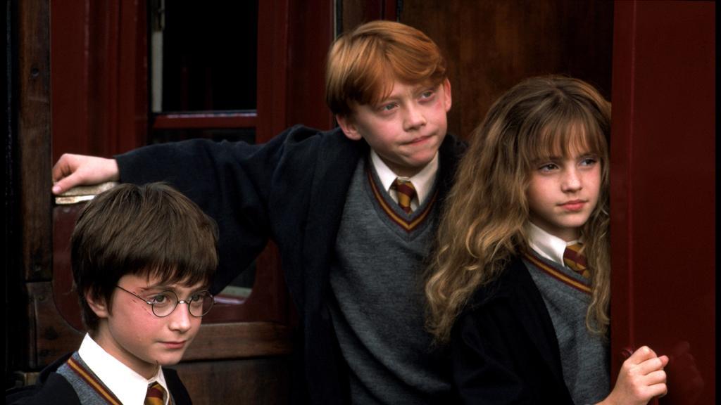 Von Harry Potter gibt es acht Filme.