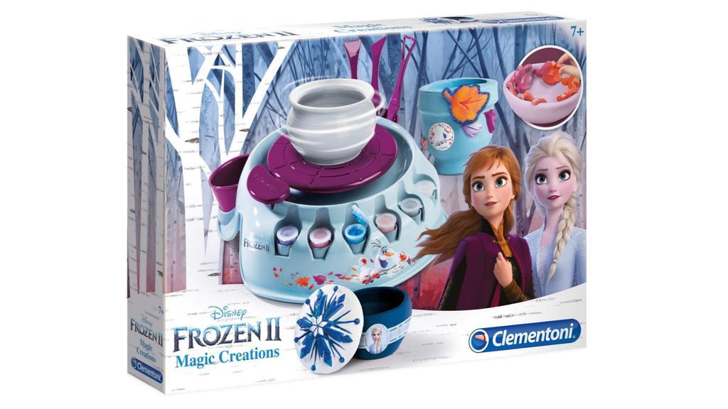 Töpferscheibe Frozen 2 von Clementoni.