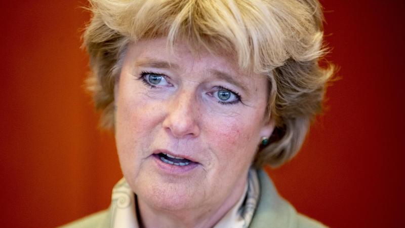 Monika Grütters (CDU), Kulturstaatsministerin. Foto: Christoph Soeder/dpa/Archivbild