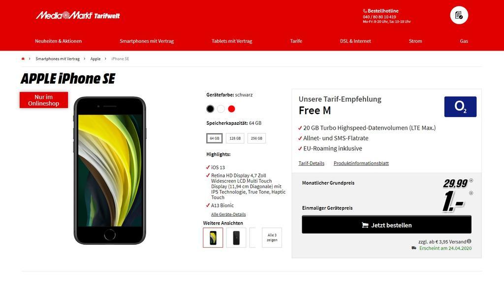 Iphone X Media Markt Mit Vertrag
