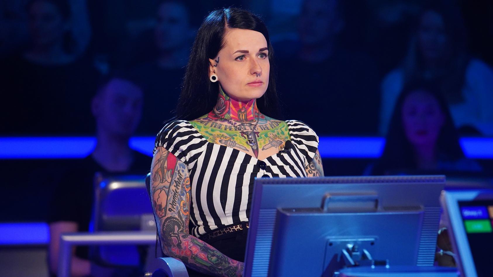 """""""Wer wird Millionär?""""-Kandidatin Sina Warneke aus Bünde"""