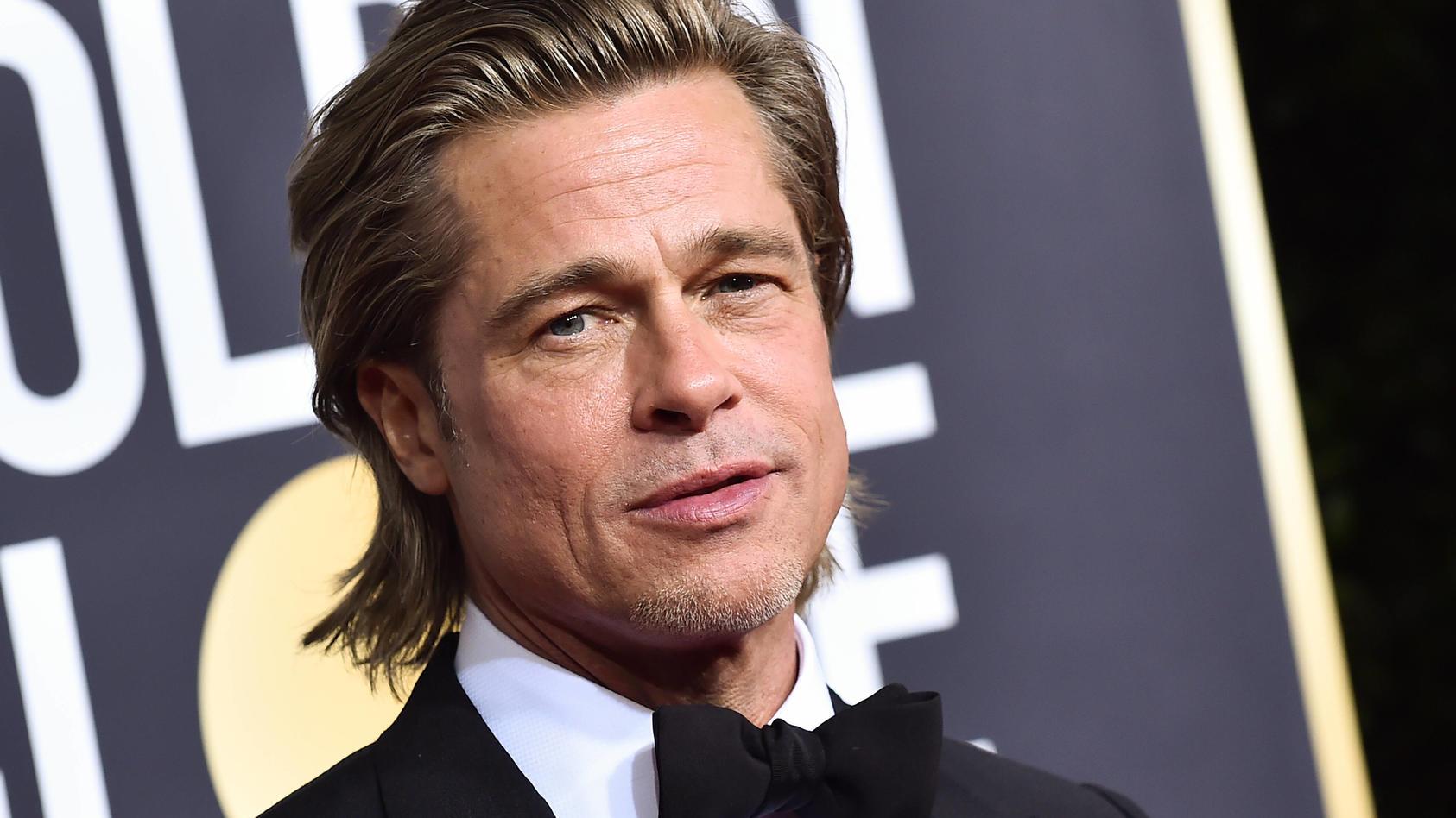 Brad Pitt bekommt trotz Corona-Krise Besuch von seiner schönen Kollegin Alia Shawkat