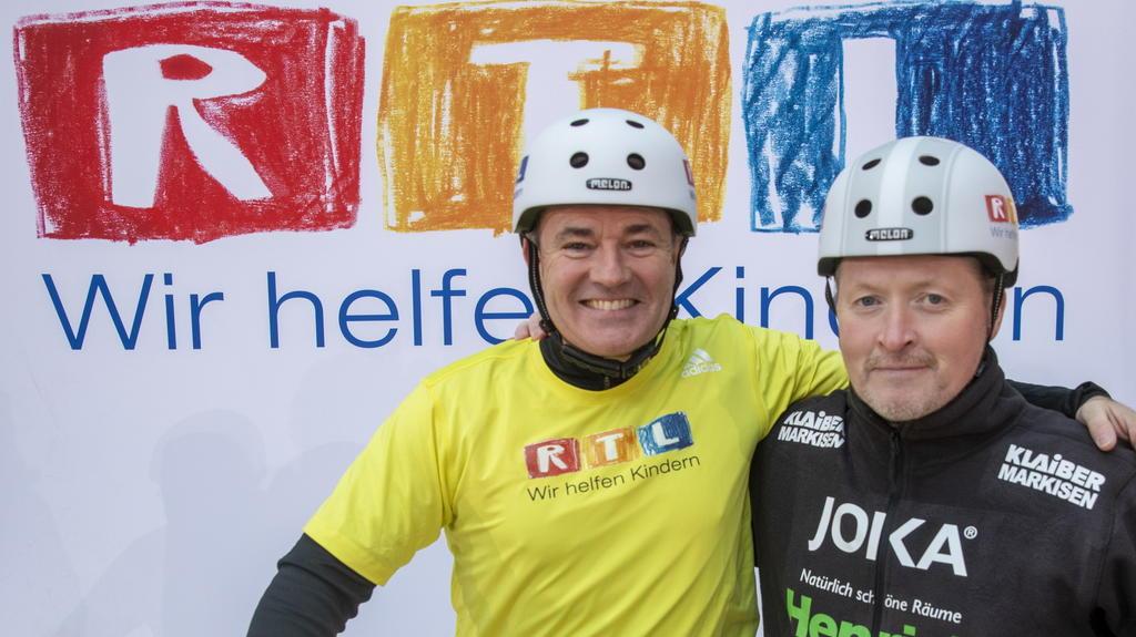 Wolfram Kons und Joey Kelly