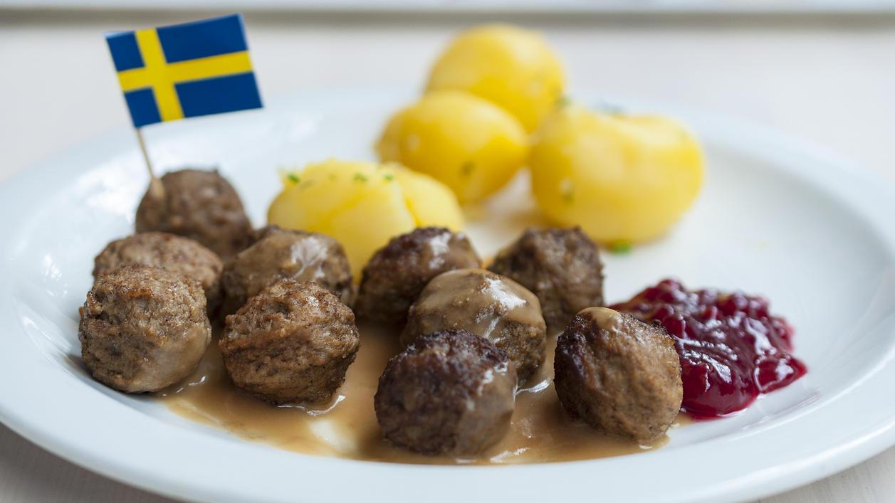 Ikea hat das Rezept für seine original Köttbullar verraten.