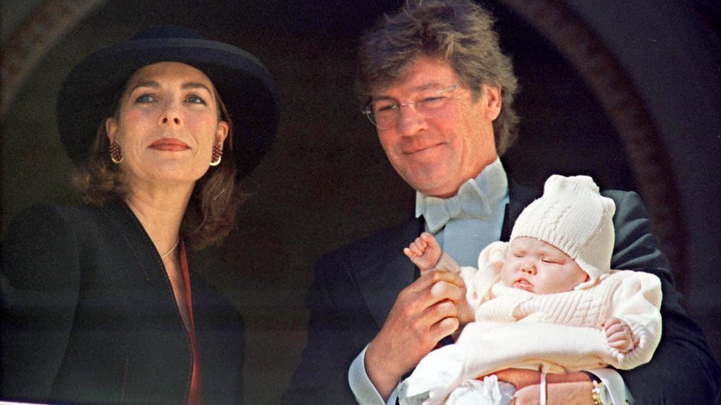 Prinzessin Caroline von Monaco und ihr Ehemann Ernst August, Prinz von Hannover, 1999