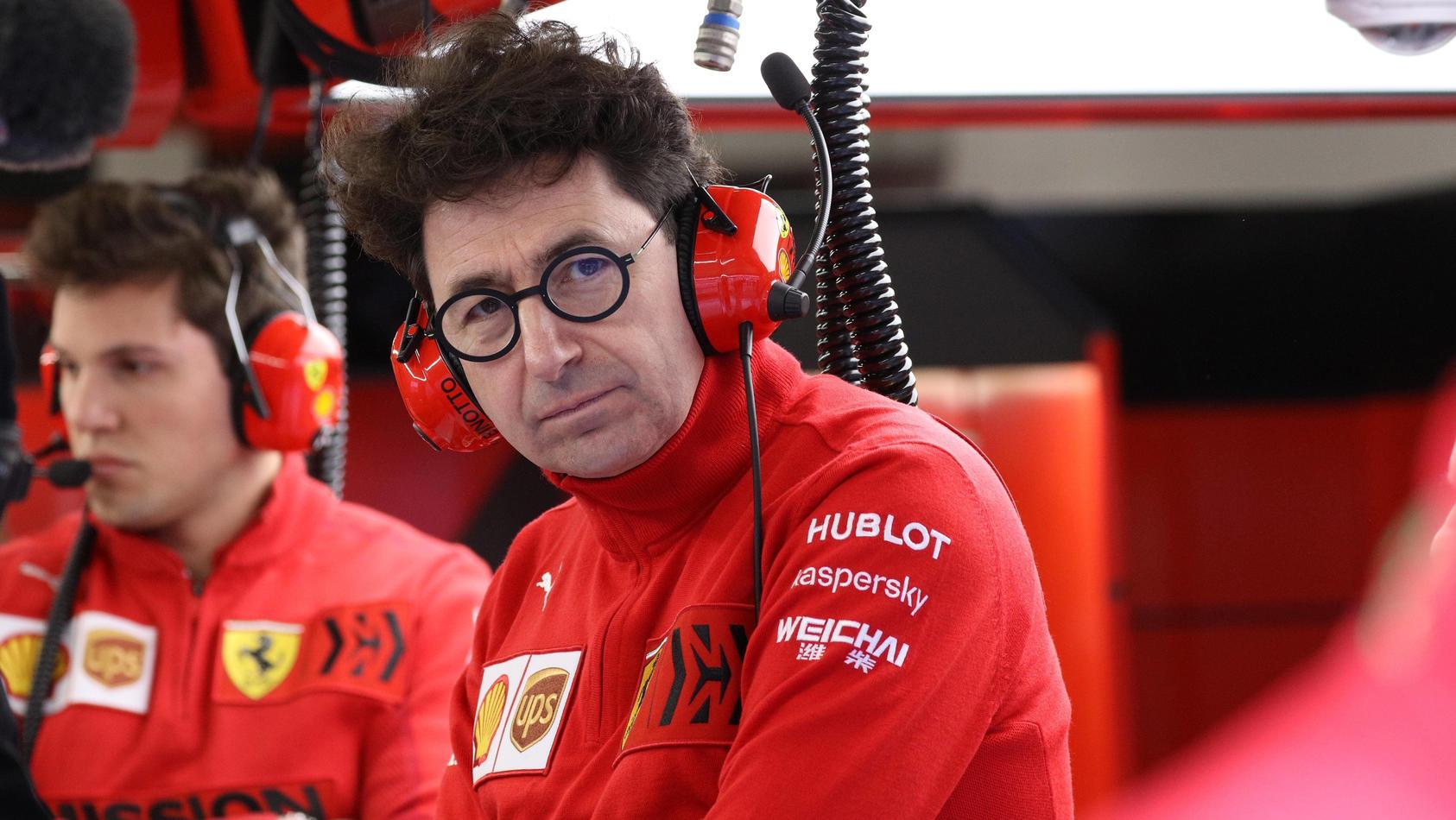 Motorsports: FIA Formula One World Championship, WM, Weltmeisterschaft 2020, Preseason Testing in Barcelona, Mattia Bin