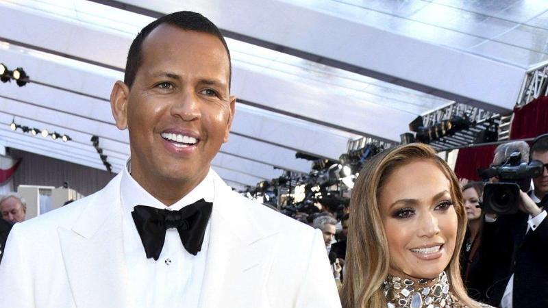 Alex Rodriguez und Jennifer Lopez wollen heiraten. Aber wann? Aber wie?. Foto: Charles Sykes/Invision/AP/dpa