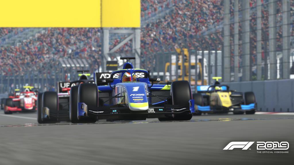 """Videospiel """"F1 2019"""""""