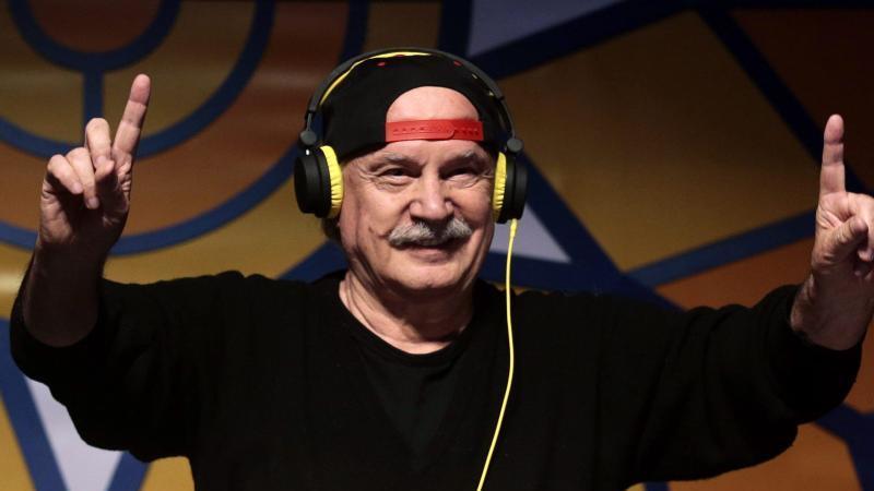 Der italienische Produzent und DJ Giorgio Moroder tritt beim Corona SunSets Festival auf. Foto: picture alliance / dpa