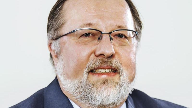 Thomas Fischbach, Präsident des Berufsverbandes der Kinderärzte