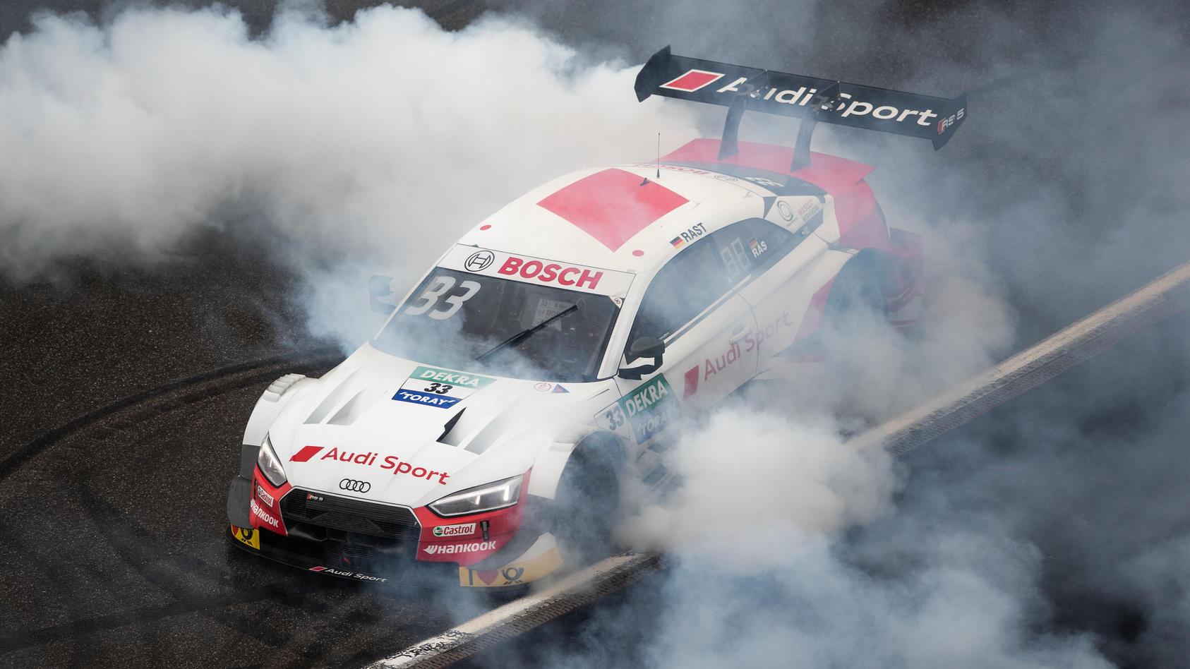 Tourenwagen-Serie: Audi steigt 2021 aus der DTM aus