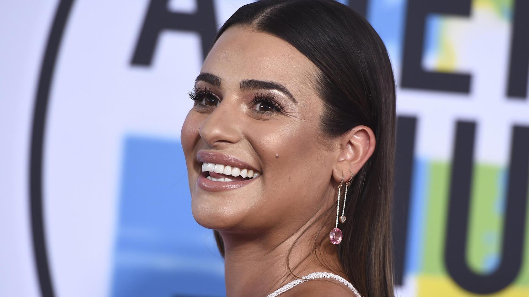 Lea Michele freut sich auf ihr erstes Kind