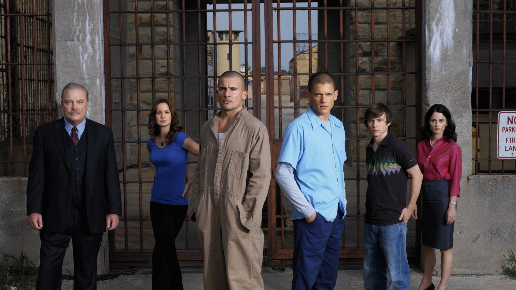 """Was ist aus den Stars der Knastserie """"Prison Break"""" geworden?"""
