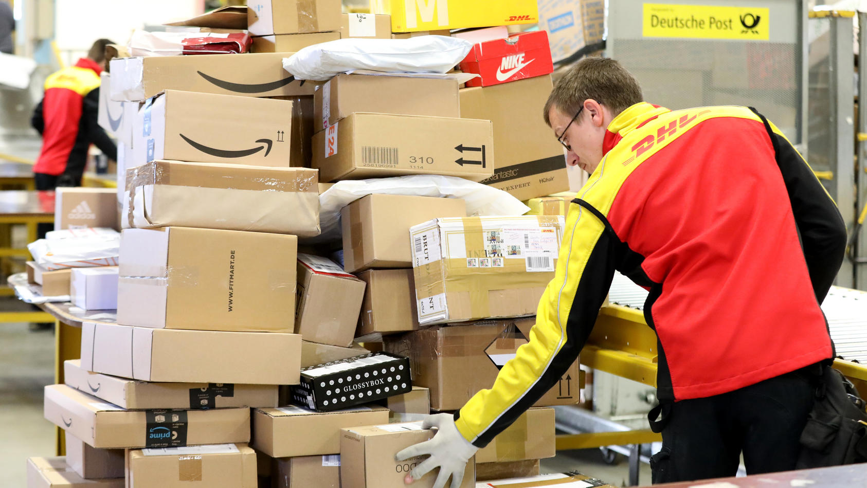 Porto Paket Deutschland