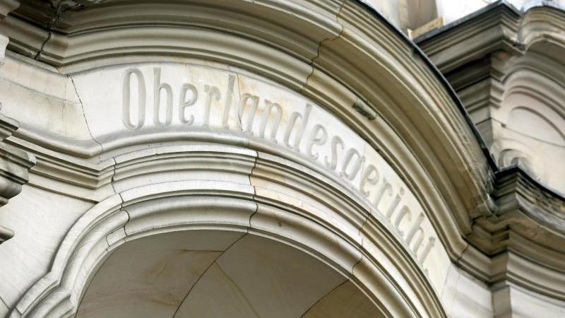 Das Oberlandesgericht in Düsseldorf. Foto: Roland Weihrauch/dpa/Archivbild