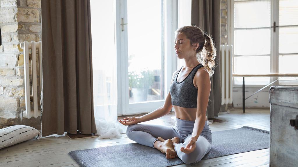 Yoga hat viele positive Effekte auf Körper und Geist