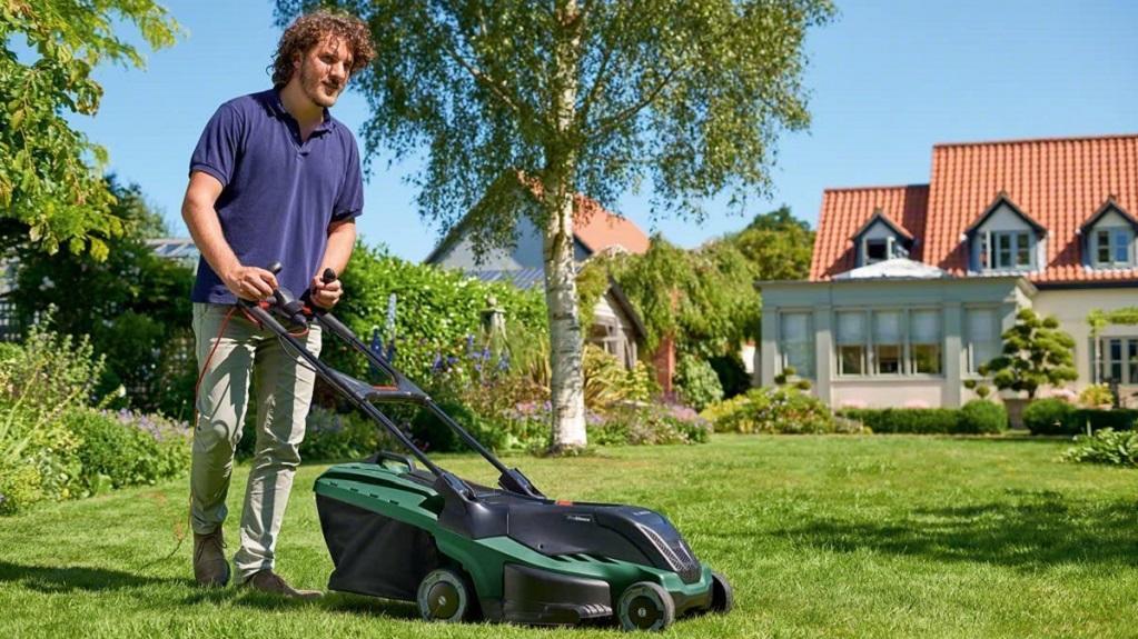 Rasenmäher von Bosch