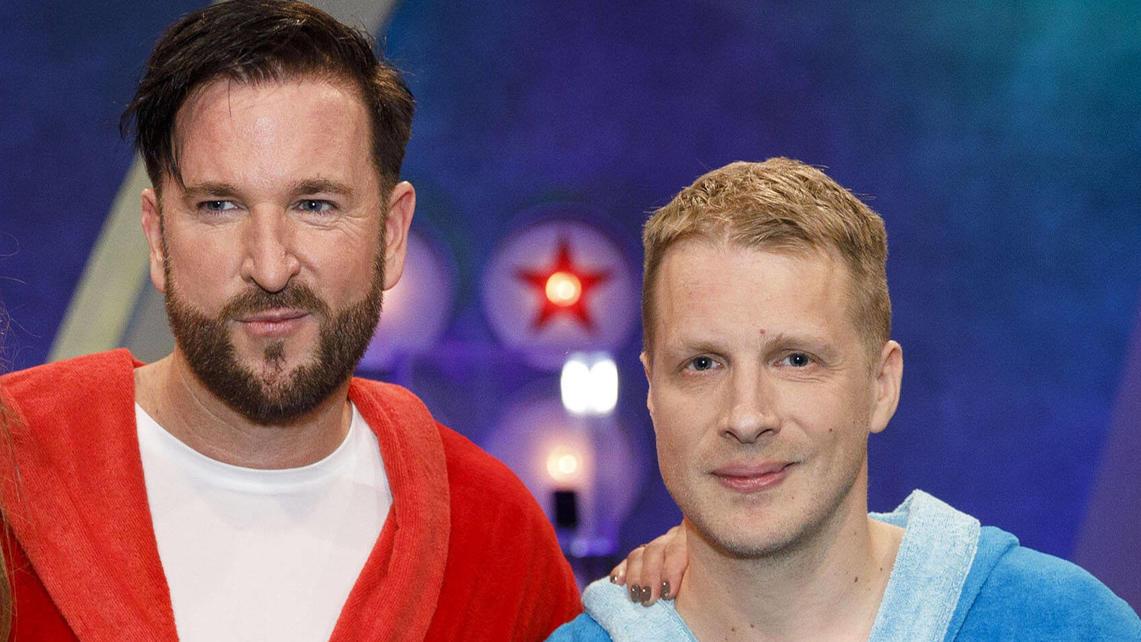 Michael Wendler und Oliver Pocher wieder zusammen in einer Show?
