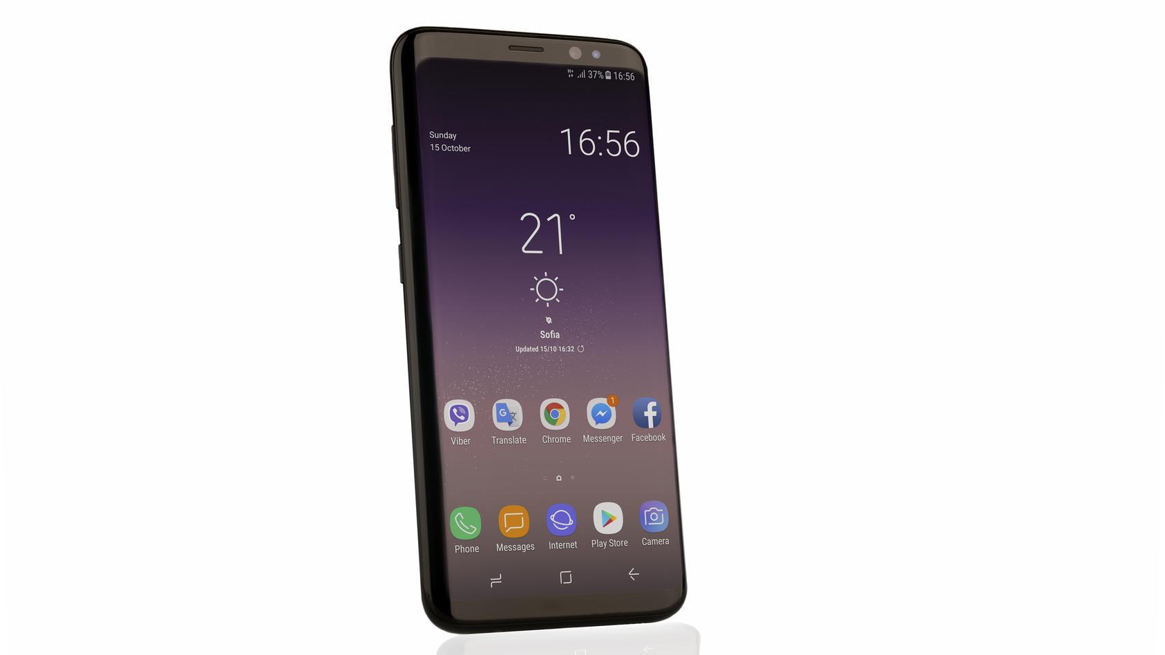 Bei dem 2017 erschienenen Samsung Galaxy S8 wurde eine Sicherheitslücke entdeckt.
