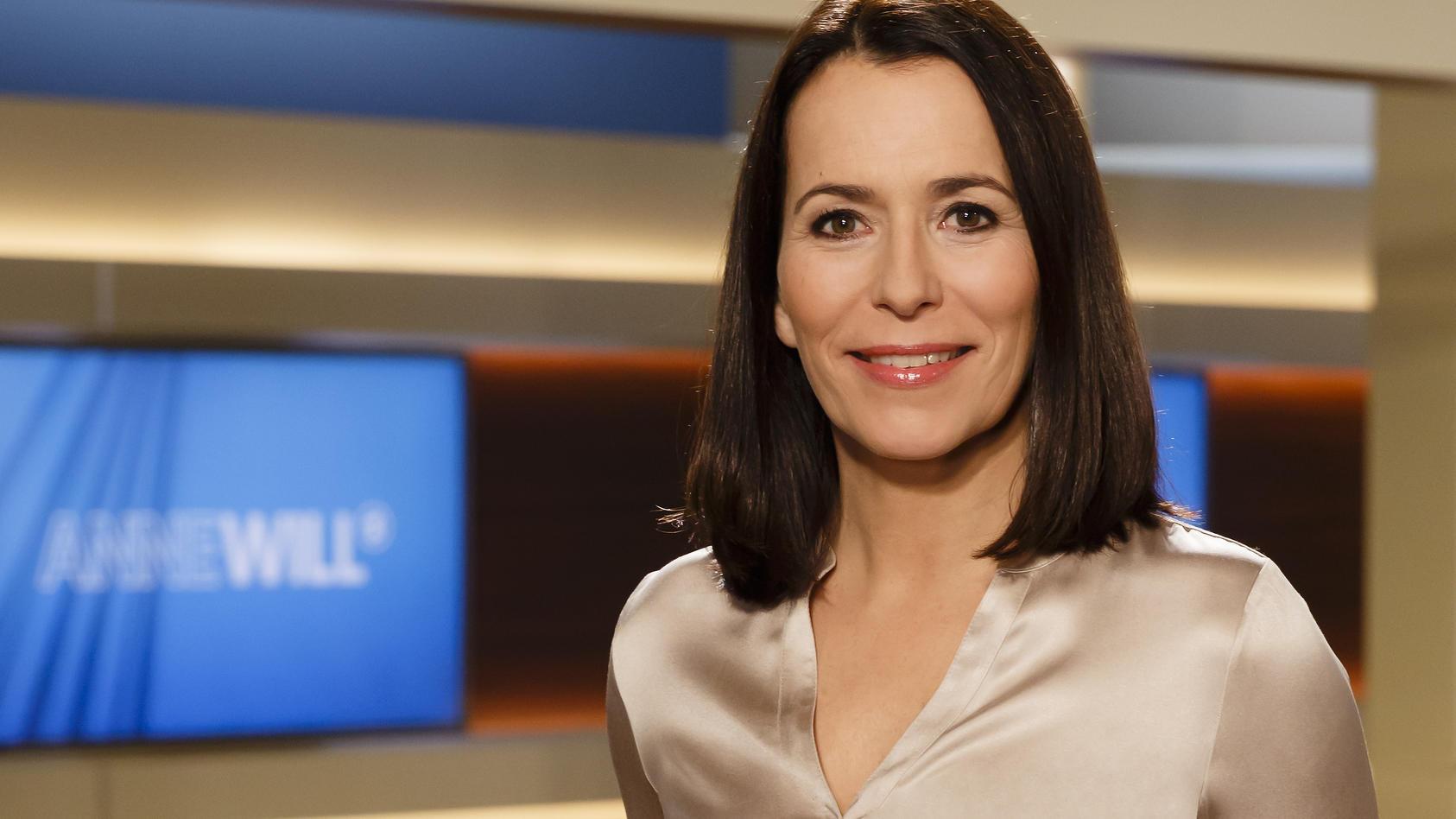 Talkshow-Moderatorin Anne Will.