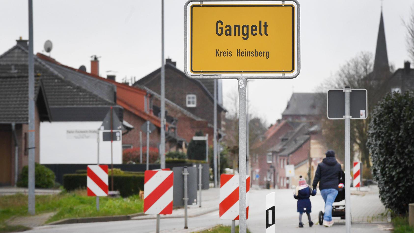 Der Kreis Heinsberg in Nordrhein-Westfalen gilt als Brennpunkt für das neuartige Coronavirus SARS-CoV-2.