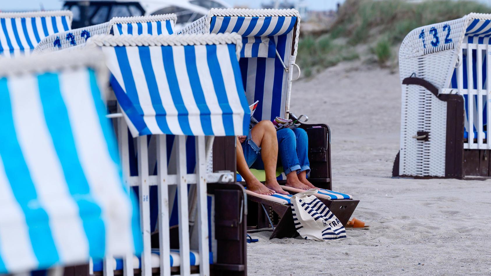 Urlaub am Meer: An der Ostsee soll das ab Ende Mai wieder möglich sein.