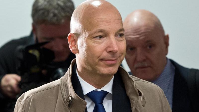 Christopher Jahns, ehemaliger Präsident der Privathochschule European Business School (EBS). Foto: picture alliance / dpa/Archivbild