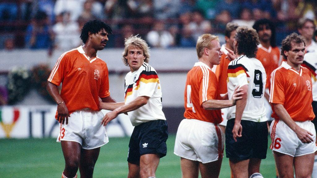 Deutschland Holland 1990