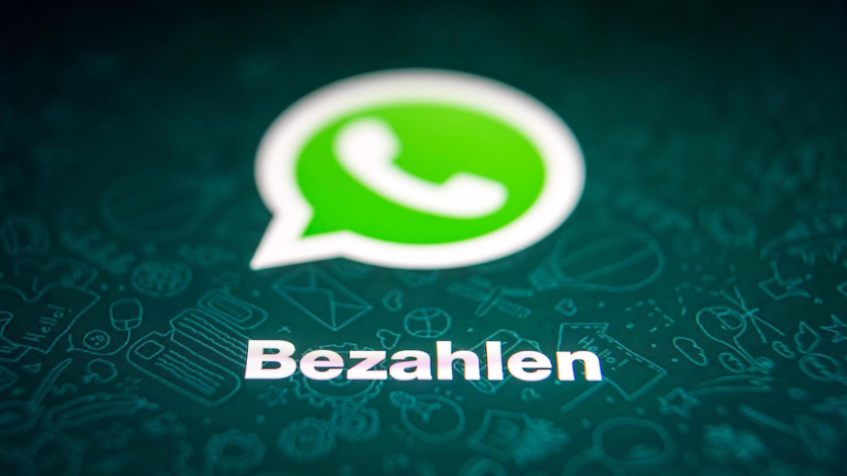 Das Zahlen per Whatsapp soll in Indien schon Ende Mai starten