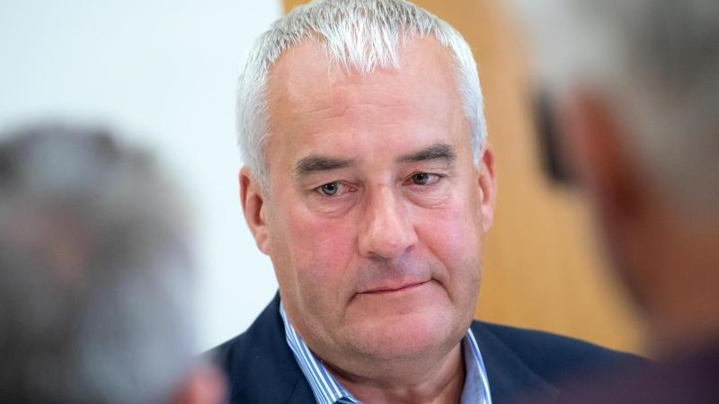 Ludwig Spaenle (CSU), Antisemitismusbeauftragter der Bayerischen Staatsregierung. Foto: Sven Hoppe/dpa