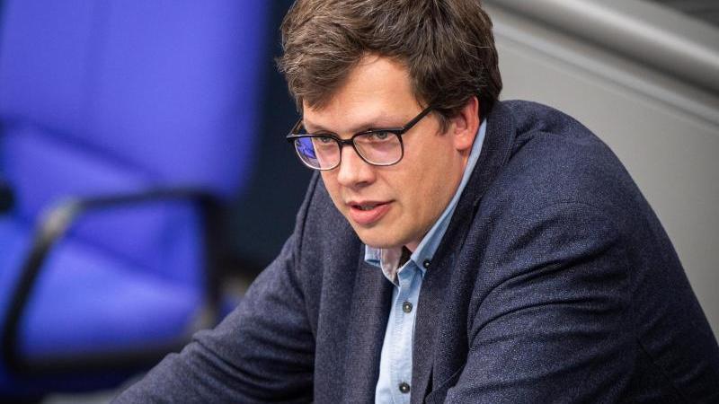 Lukas Köhler (FDP). Foto: Arne Immanuel Bänsch/dpa/Archivbild