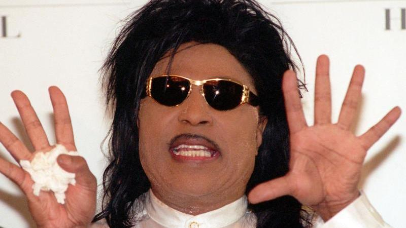 Little Richard, der Miterfinder des Rock'n'Roll, starb im Alter von 87 Jahren. Foto: picture alliance / Uta Rademacher/dpa
