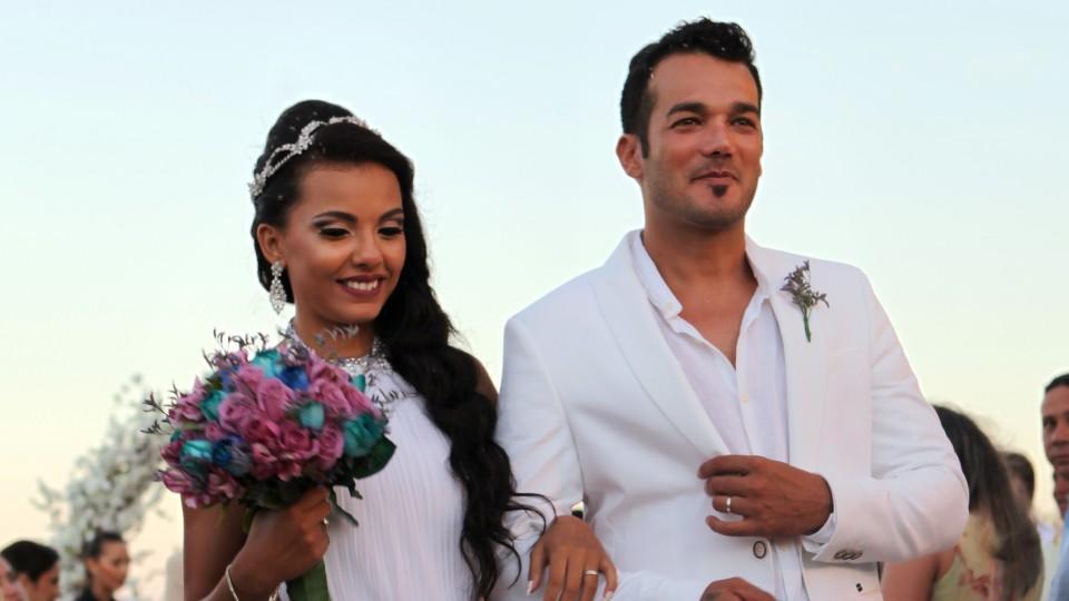 2016 heirateten Daniel Lopes und die Brasilianerin Magna. Nun gibt es große Neuigkeiten.