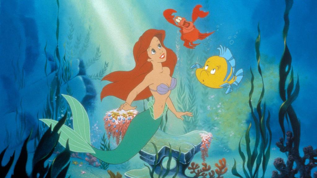 """Walt Disney's """"Arielle, die kleine Meerjungfrau""""    BOX"""